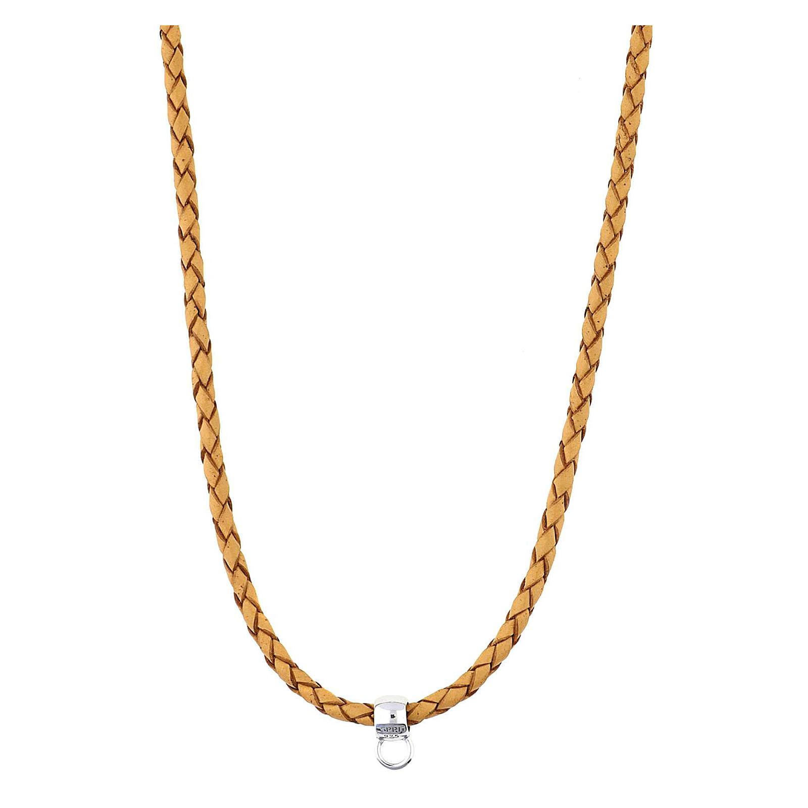 ESPRIT Halskette braun Damen Gr. one size