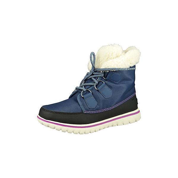 SOREL SOREL blau Winterstiefeletten CARNIVAL Winterstiefeletten COZY fRzO4wWq1