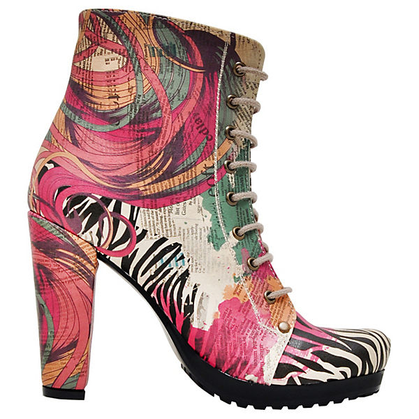 Dogo Shoes Halbschuhe Chloe mehrfarbig