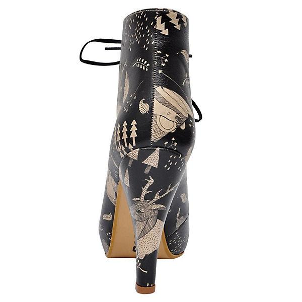 mehrfarbig Dogo Schnürstiefeletten Shoes Dogo Shoes Dogo Shoes Schnürstiefeletten mehrfarbig Schnürstiefeletten ZzzSOnq