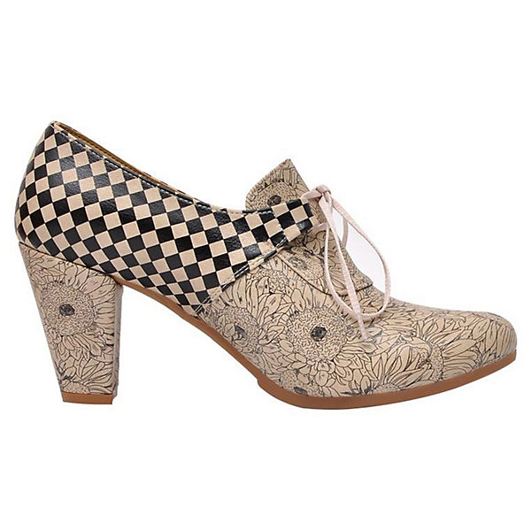 Dogo Shoes, Ankle  Boots  Lacewing, mehrfarbig  Ankle Gute Qualität beliebte Schuhe 83a962