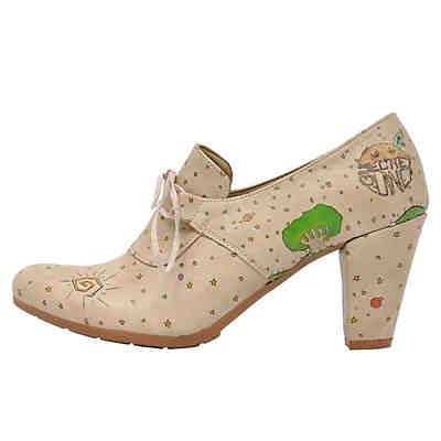Ankle Boots  Lacewing