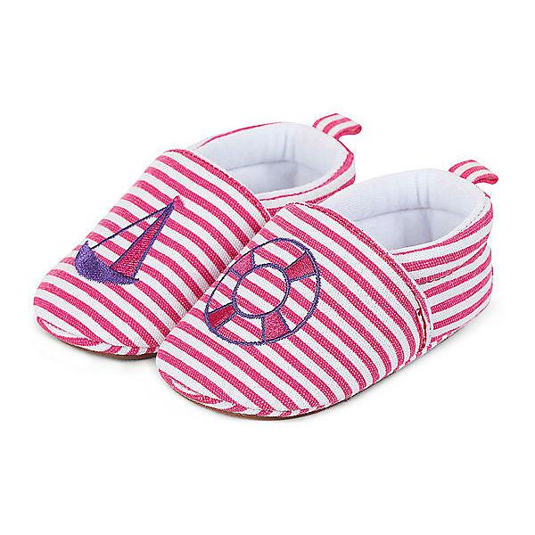 Sterntaler Krabbelschuhe für Mädchen pink