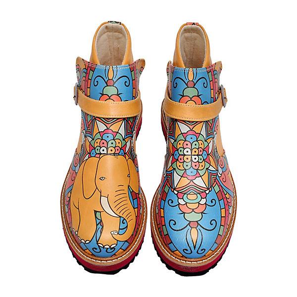 Shoes Halbschuhe mehrfarbig Dogo Klassische Kim RdRqf