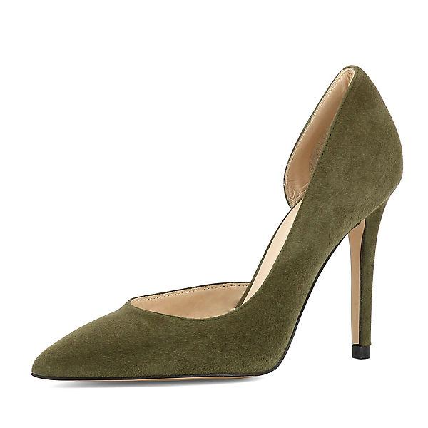 Klassische grün ALINA Shoes Pumps Evita Ifan5qx0