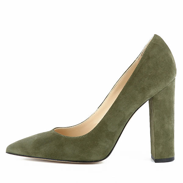 Pumps Evita ALINA Klassische grün Shoes nvganHEYW