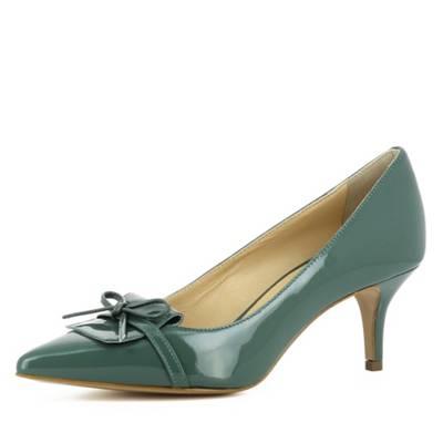 Evita »GIULIA« Pumps, grün, grün
