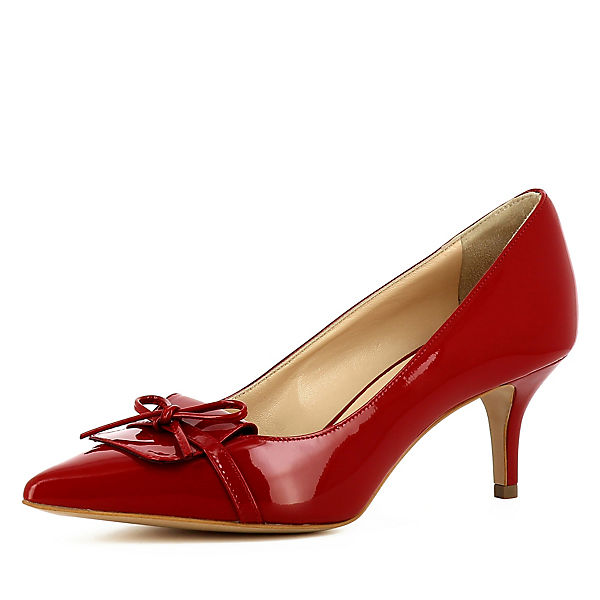 GIULIA Shoes Pumps Klassische rot Evita qRzvw
