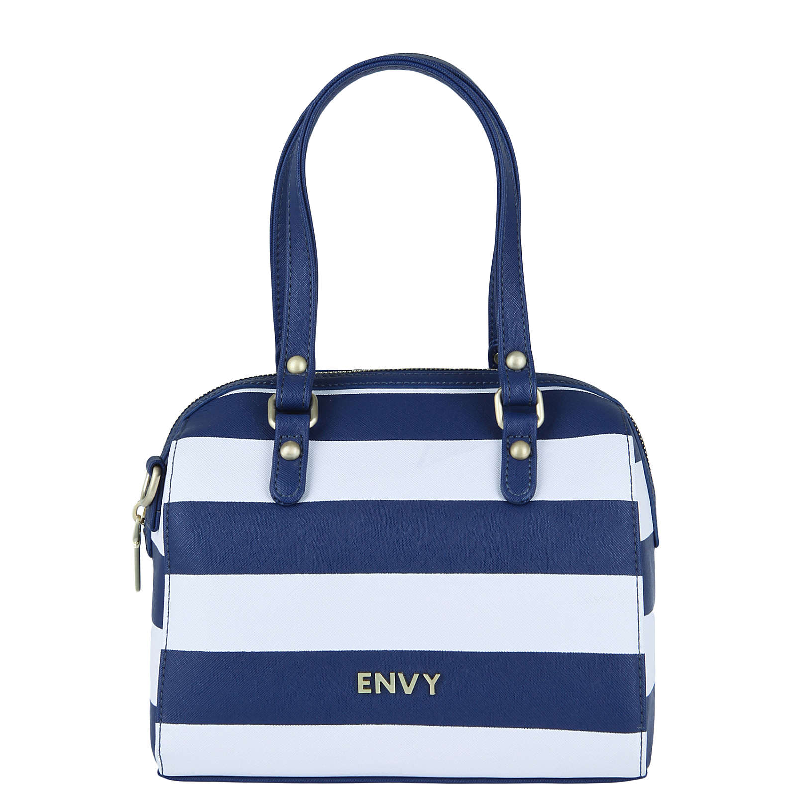 House of Envy Handtasche POWER BOWLING blau/wei...