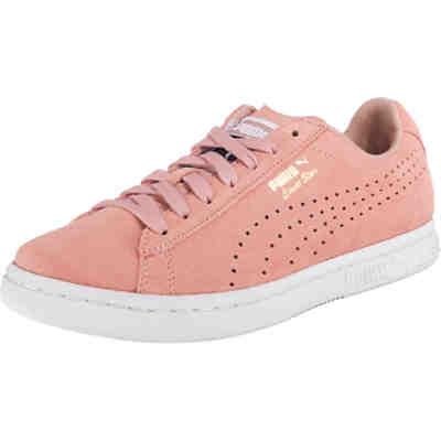 Court Star Suede Sneakers Low