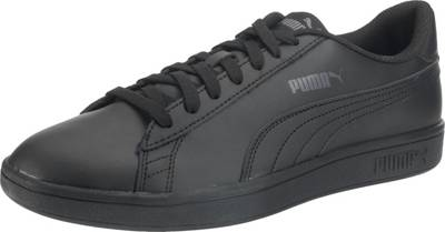 Herren PUMA Smash v2 L Sneakers Low schwarz   Kategorie