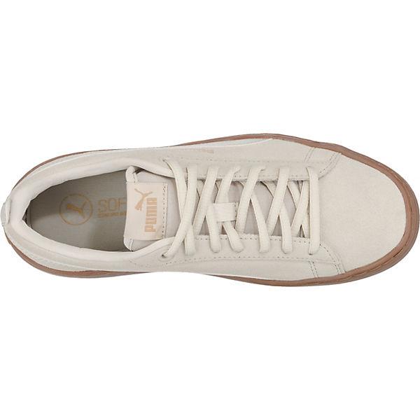 Sneakers SD Smash Puma PUMA beige Low Platform zIPAw