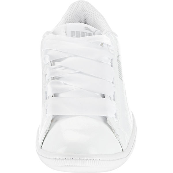 Ribbon PUMA P Low Sneakers weiß Vikky 8OTpqxvw