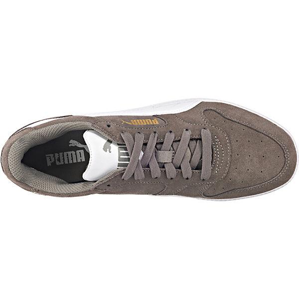 PUMA, Low, Icra Trainer SD Sneakers Low, PUMA, grau   9e6307