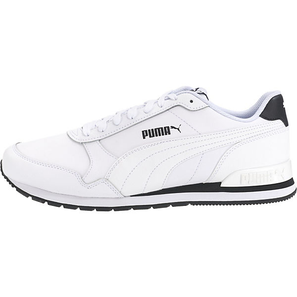 PUMA, St Runner weiß v2 Full L Sneakers Low, weiß Runner   d0efbc