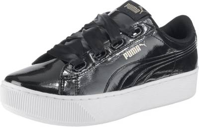 puma vicky platform ribbon p sneaker