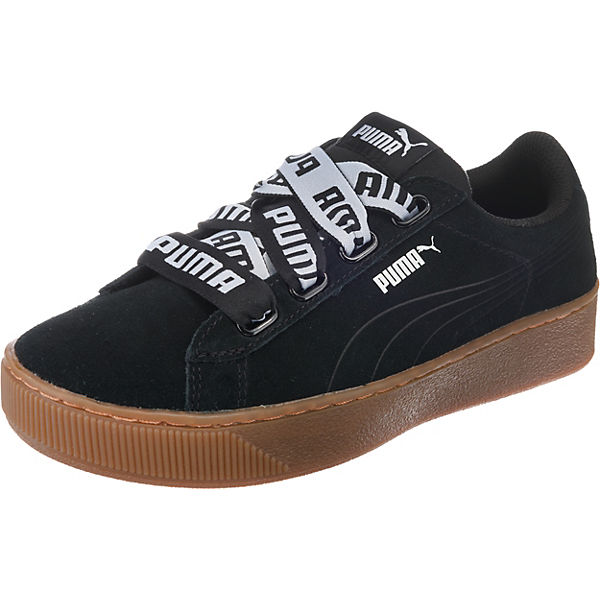 Vikky Platform Ribbon Bold Sneakers Low