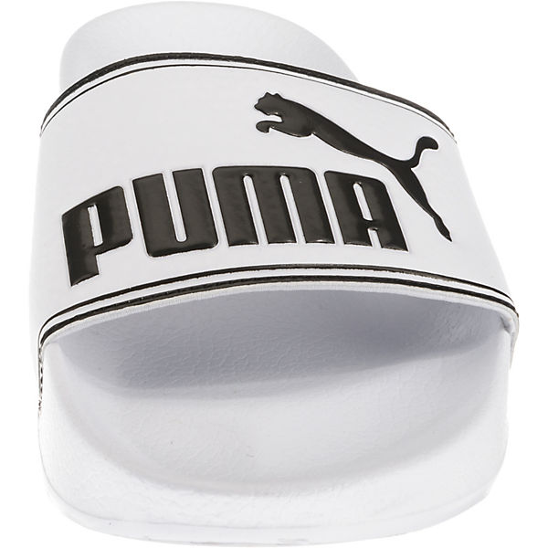 PUMA Leadcat Badeschuhe weiß-kombi
