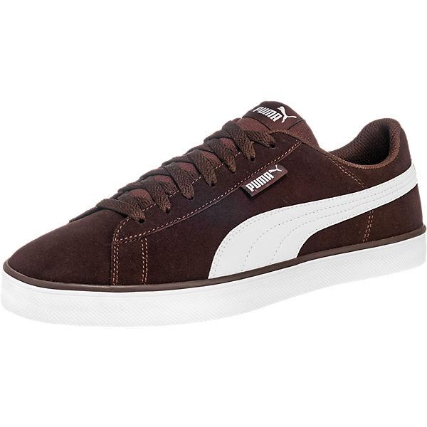 Sneakers dunkelbraun Urban Low Plus Sd PUMA q4p7Owqtx