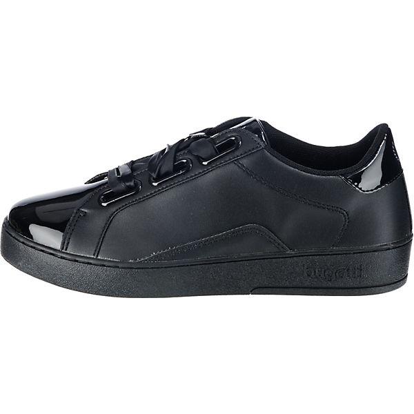 bugatti, Fergie Sneakers Low, beliebte schwarz  Gute Qualität beliebte Low, Schuhe 4e7702