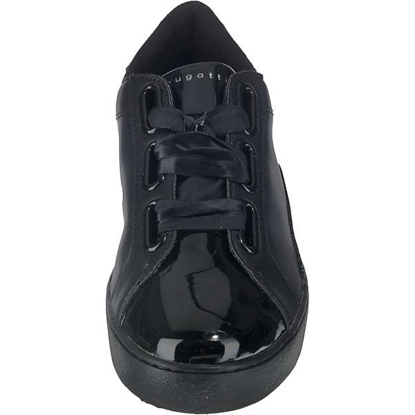 bugatti Fergie Sneakers Low schwarz
