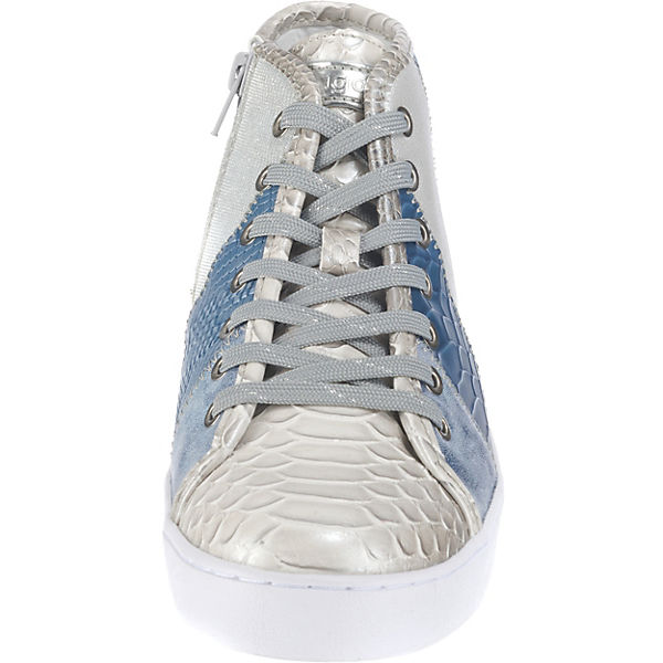 bugatti, Fergie Sneakers High, beliebte silber  Gute Qualität beliebte High, Schuhe 4a8c01