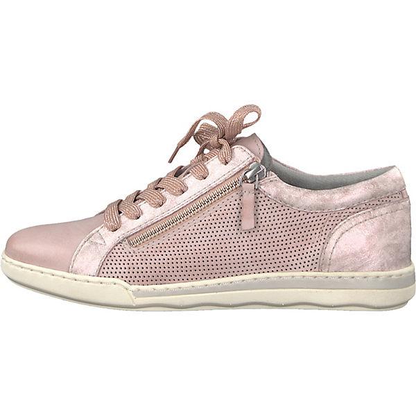 Tamaris, Sneakers Sneakers Tamaris, Low, rosa-kombi   d055c2
