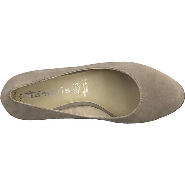 Tamaris, Tamaris, Tamaris, Klassische Pumps, taupe  Gute Qualität beliebte Schuhe 0454ad