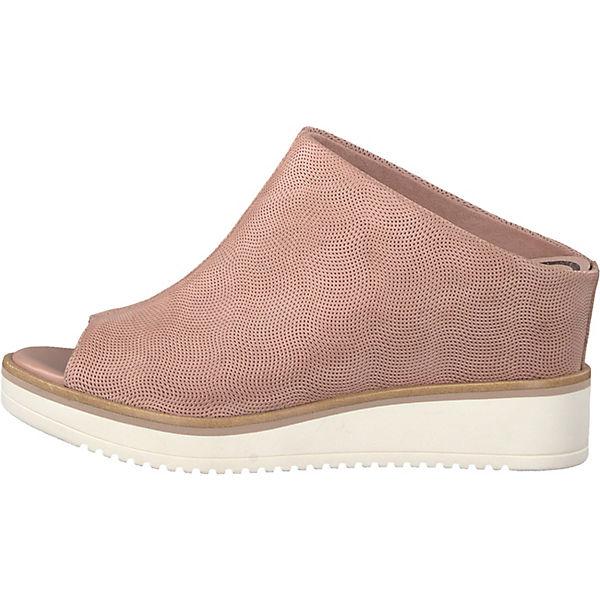 Tamaris Tamaris Tamaris Clogs rosa  Gute Qualität beliebte Schuhe c50ea4