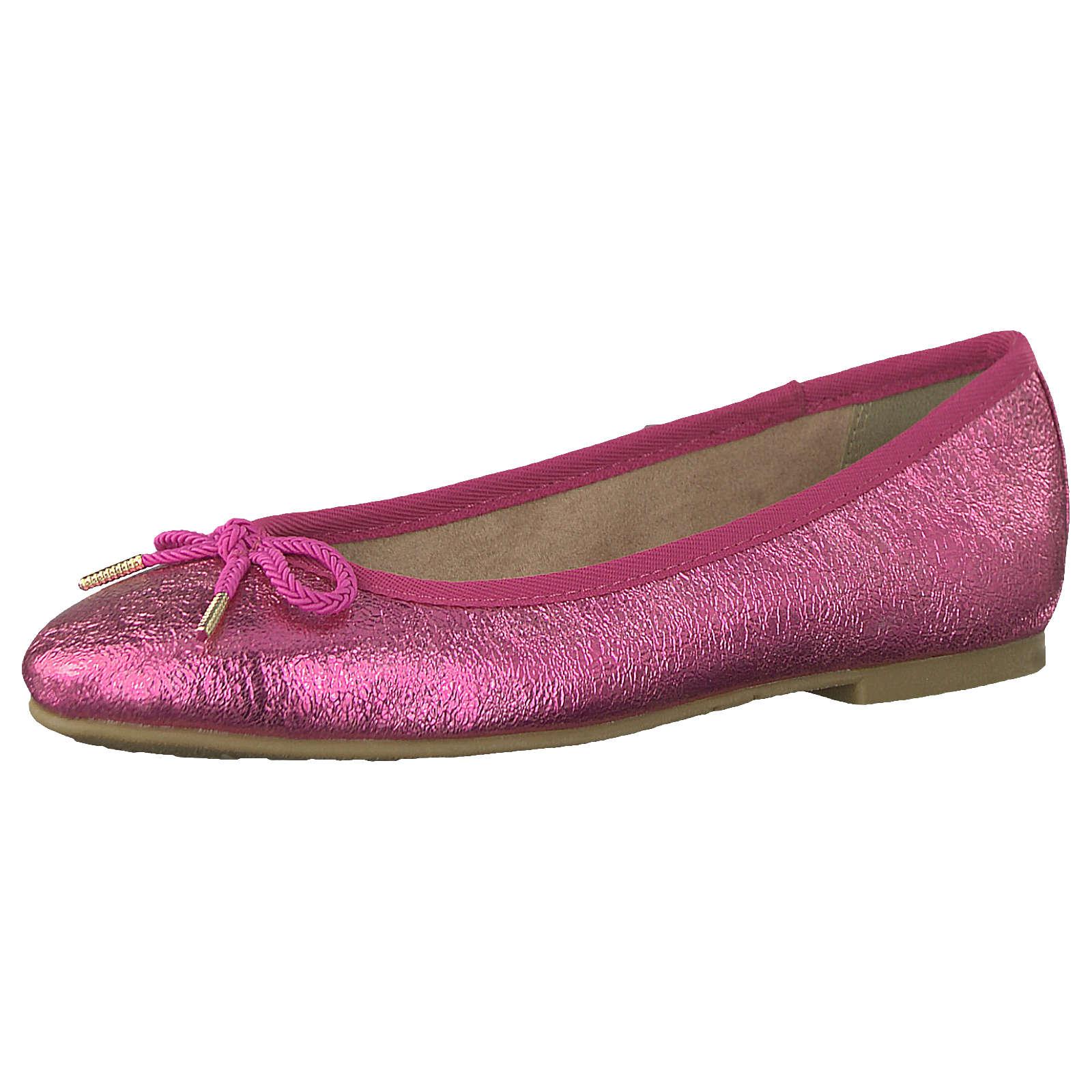 Tamaris Klassische Ballerinas pink Damen Gr. 39