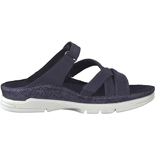 Tamaris,  Pantoletten, blau  Tamaris, Gute Qualität beliebte Schuhe 74475c