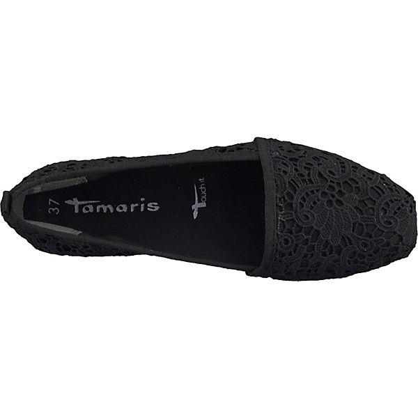 Tamaris Slipper schwarz schwarz Klassische Slipper Slipper schwarz Tamaris Tamaris Tamaris Klassische Klassische 8xASqF
