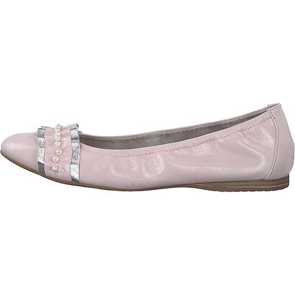 Klassische Ballerinas Tamaris Ballerinas Tamaris rosa rosa Klassische rosa Klassische Ballerinas Tamaris qUwOw6pRB