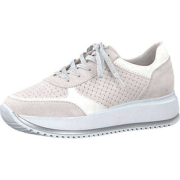 kombi Tamaris Tamaris weiß Sneakers Sneakers Low X8qfpHqT