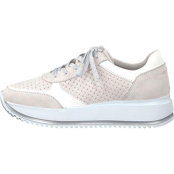 Tamaris, Sneakers Sneakers Tamaris, Low, weiß-kombi   c5cd1e