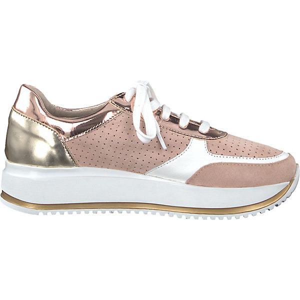 rosa Tamaris Sneakers Low Sneakers kombi Tamaris nvnpqx7