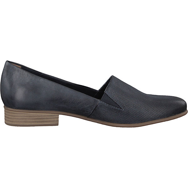 Tamaris Klassische Slipper blau  Gute Qualität beliebte beliebte beliebte Schuhe 149623