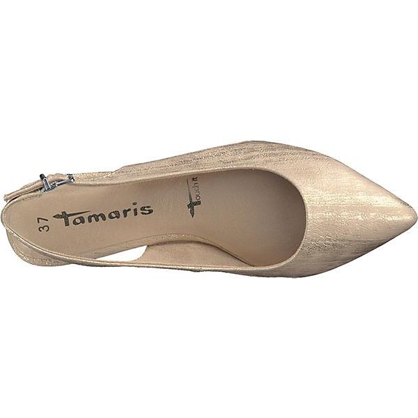 rosegold Ballerinas rosegold Tamaris Tamaris Sling Sling Sling Ballerinas Tamaris Ballerinas F4wqqaz