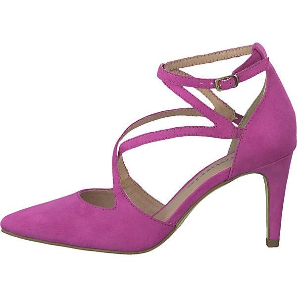 Tamaris Tamaris Spangenpumps pink Spangenpumps pink gw6qUZz