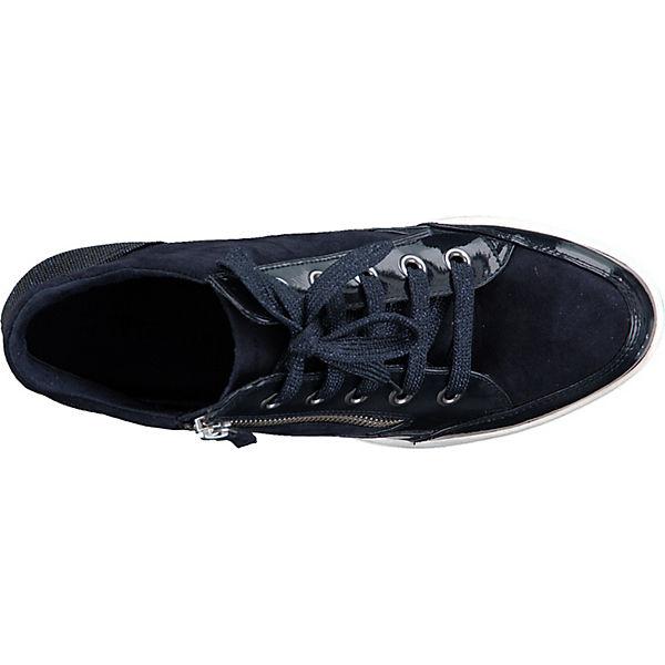 Tamaris, Sneakers Gute High, blau-kombi  Gute Sneakers Qualität beliebte Schuhe 15d48d