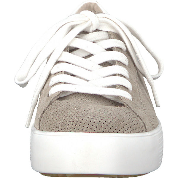 Tamaris Sneakers Low beige-kombi
