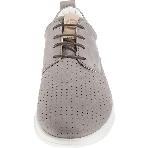 ecco, Sneakers Aquet Sneakers ecco, Low, grau   b78d73