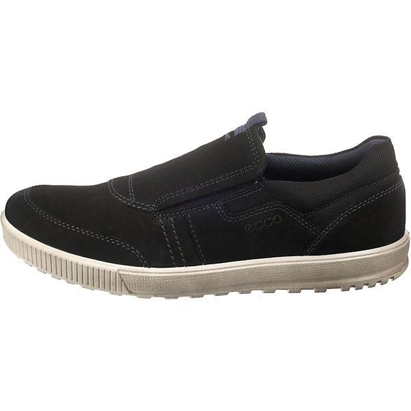 ecco Ennio Gute Sneakers Low schwarz  Gute Ennio Qualität beliebte Schuhe 0a4a00