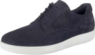 ecco Soft 1 Sneakers Low, blau, blau Ecco