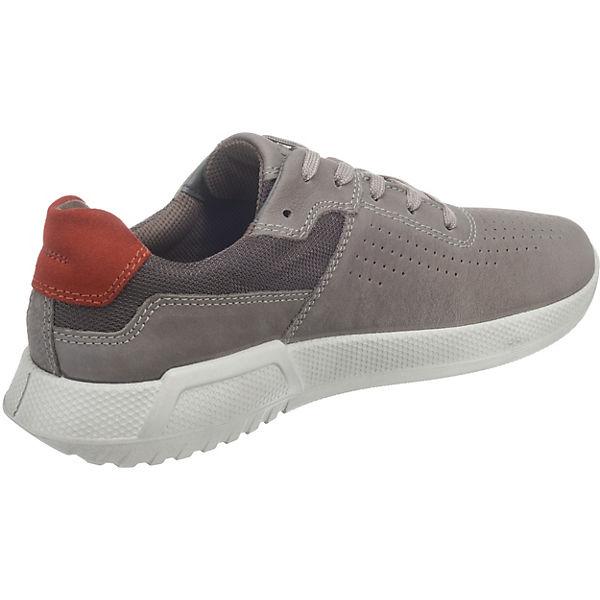 ecco, Luca Sneakers Low, grau grau grau  Gute Qualität beliebte Schuhe bf1cc7