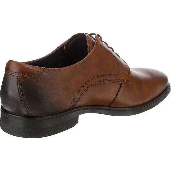 ecco, Melburne  Business-Schnürschuhe, cognac Schuhe  Gute Qualität beliebte Schuhe cognac a4ae4d