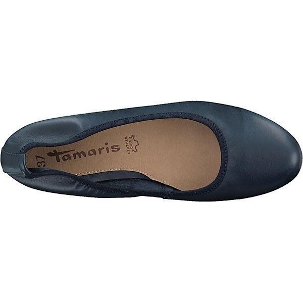 Klassische blau Tamaris Ballerinas Tamaris Klassische HIOnZO