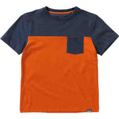 T-Shirt PALOUSE Jungen, Organic Cotton