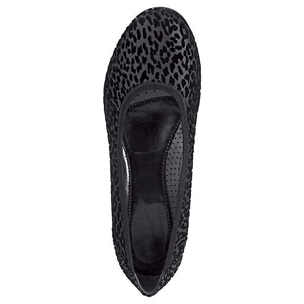 Gabor, Keilpumps, grau Qualität  Gute Qualität grau beliebte Schuhe 873803