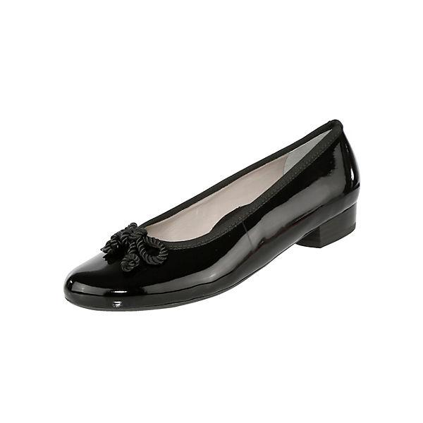 JENNY Klassische Ballerinas schwarz